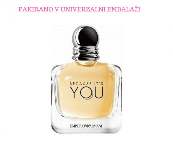 Italijanski točen prafum.