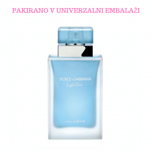 Nežen light blue točen parfum.